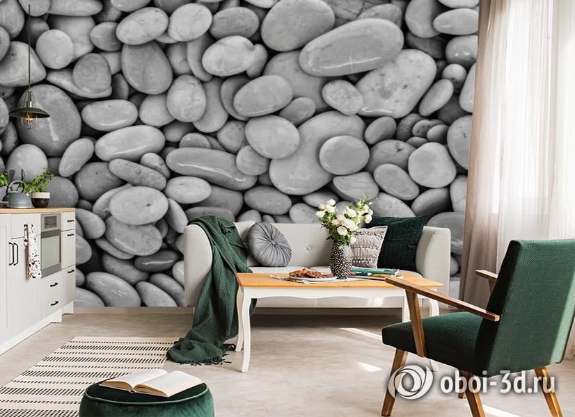 3D Фотообои «Камни» вид 6