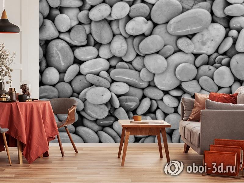 3D Фотообои «Камни» вид 4