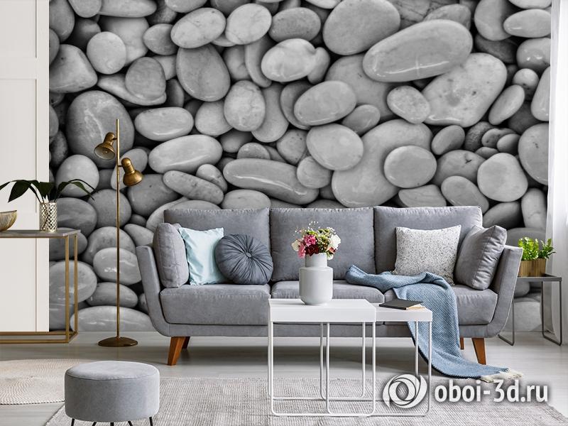 3D Фотообои «Камни» вид 3