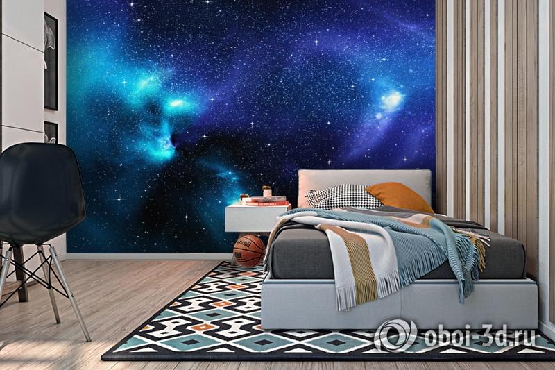 3D Фотообои «Космические просторы» вид 2