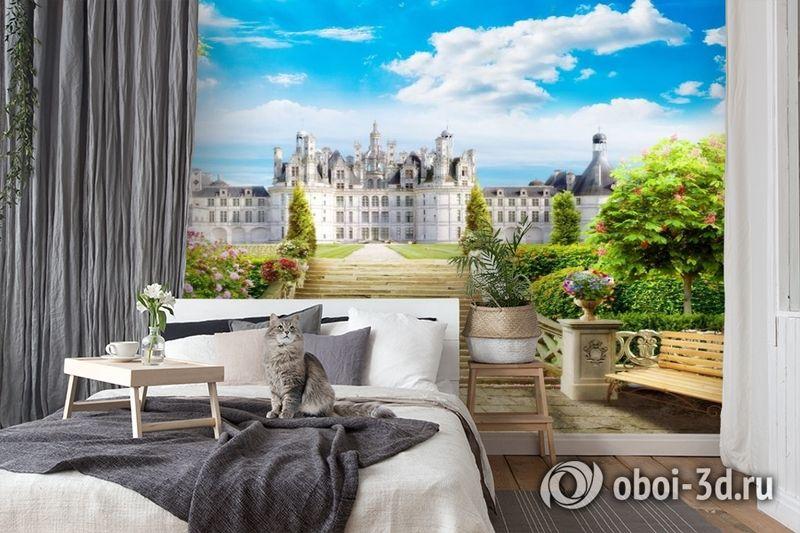 3D Фотообои «Королевские владения» вид 7
