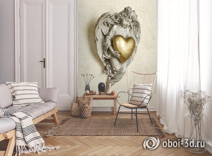 3D Фотообои «Ангел хранитель» вид 9