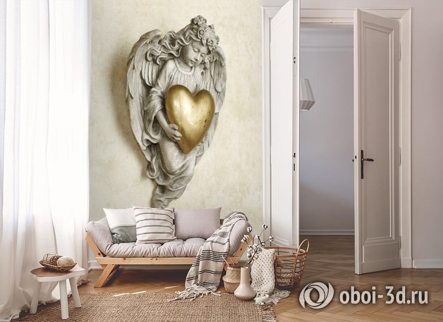 3D Фотообои «Ангел хранитель» вид 8