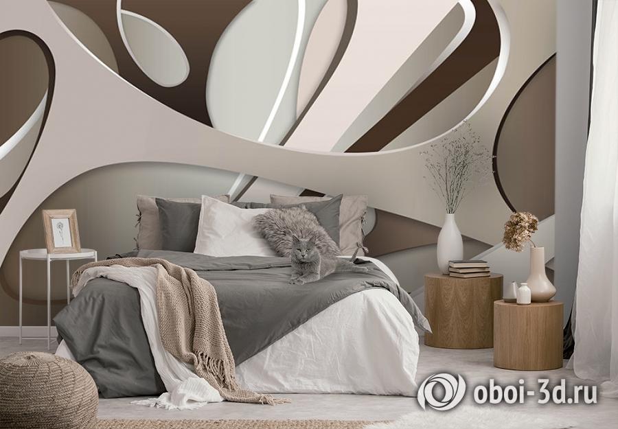 3D Фотообои  «Удивительная абстракция» вид 4