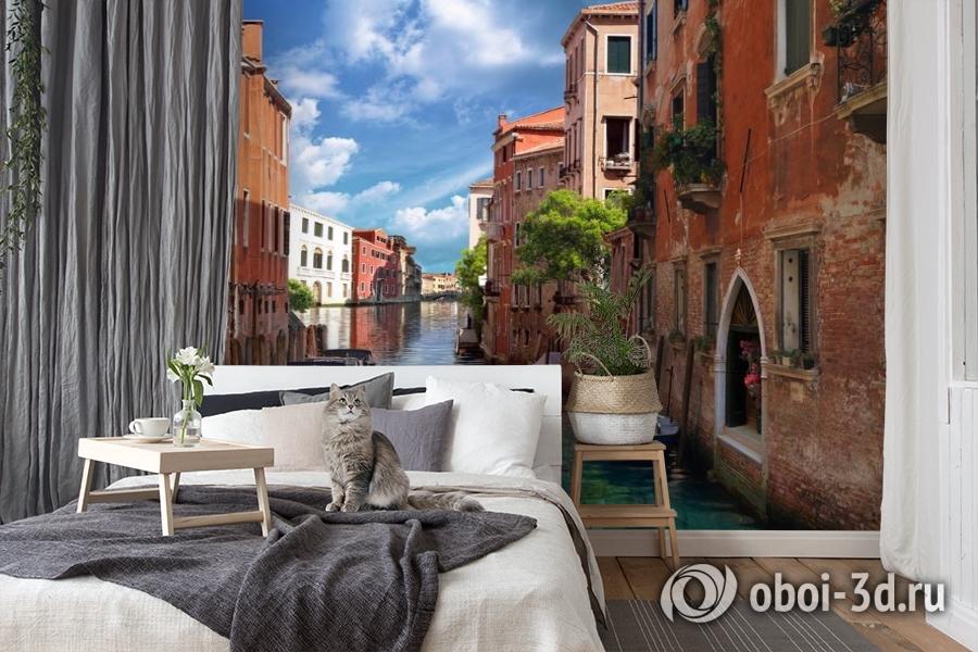3D Фотообои «Тихая Венеция» вид 7
