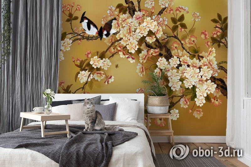 3D Фотообои  «Японский сад»  вид 7