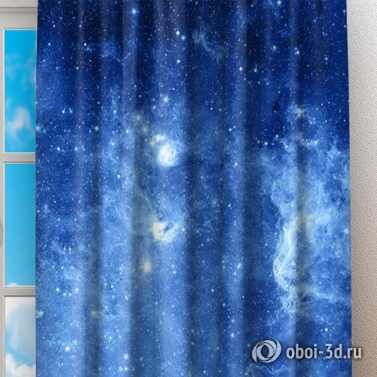 Фотошторы «Звезды» вид 2