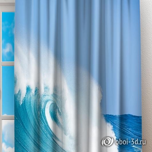 Фотошторы «Море» вид 2