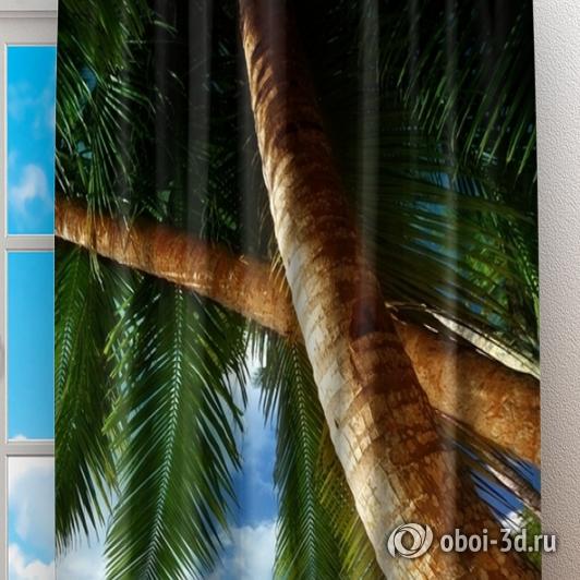 Фотошторы «Пляж» вид 2