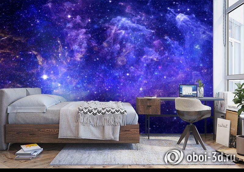 3D Фотообои  «Созвездие Ориона»  вид 5