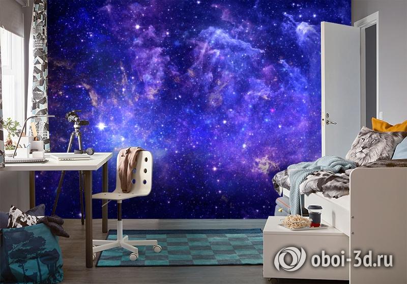 3D Фотообои  «Созвездие Ориона»  вид 4