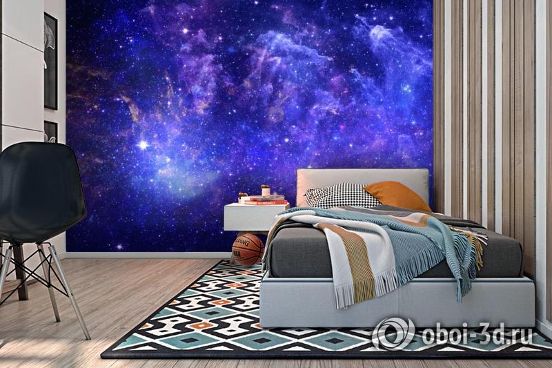 3D Фотообои  «Созвездие Ориона»  вид 2