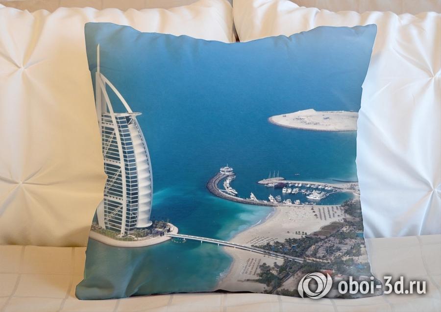 3D Подушка «Дубай» вид 5