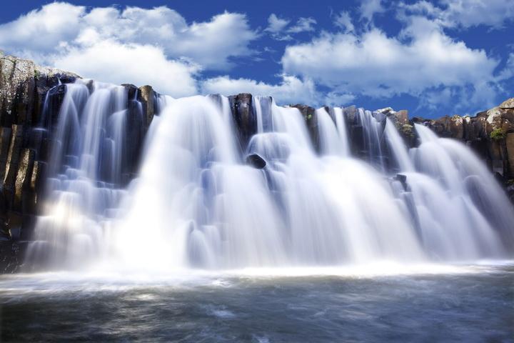 3D Фотообои 3D Фотообои  «Водопад»
