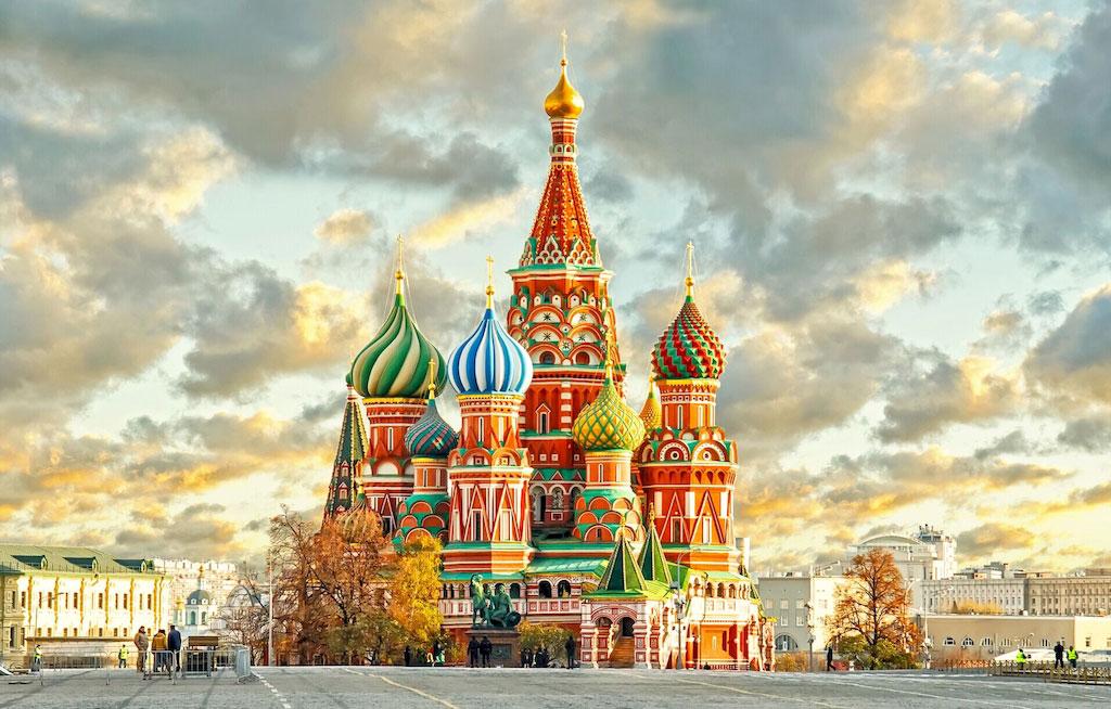3D Фотообои 3D Фотообои  «Кремль Москва»