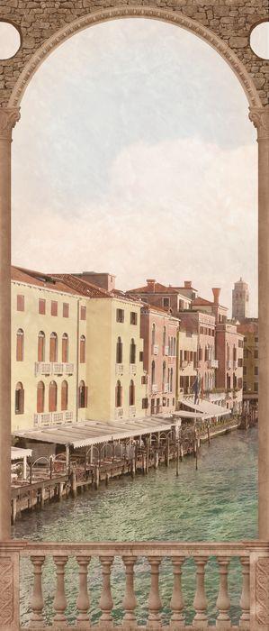 3D Фотообои 3D Фотообои «Венецианский канал 1»