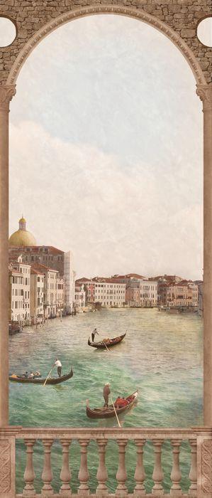 3D Фотообои 3D Фотообои «Венецианский канал 2»