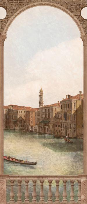 3D Фотообои 3D Фотообои «Венецианский канал 3»