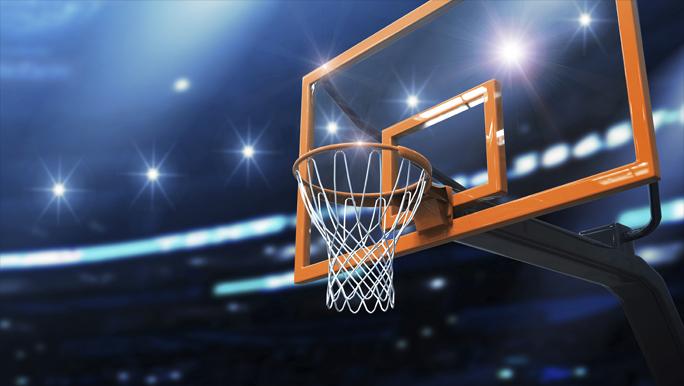 3D Фотообои 3D Фотообои  «Баскетбол»